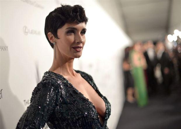Ranking de las famosas españolas con pelo corto. Paz Vega