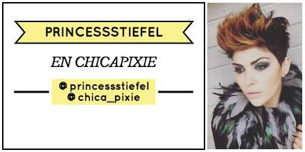 Princessstiefel en el blog de chicapixie